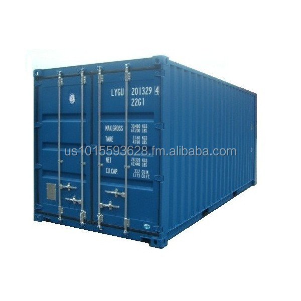 Storage Container 20' 40'HC - Custom Ocean Marine Shipping Container - LHQ OEM Components