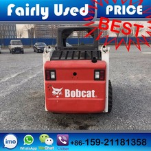 Used Skid Steer Loader Bobcat S130