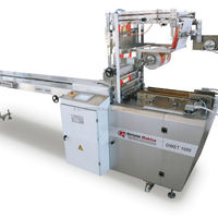 Overwrapping Packaging Machine Biscuit Wafer Soap