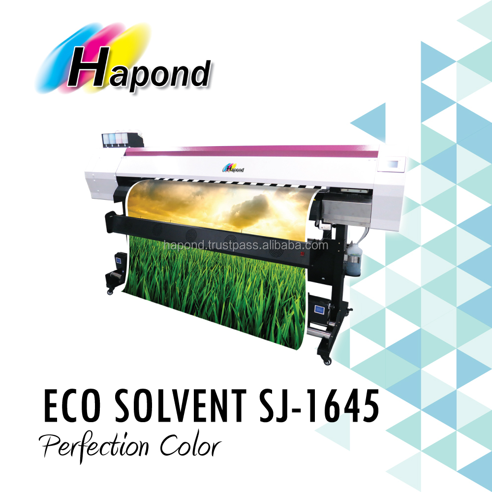 1.6m Eco Solvent Inkjet Printer - SJ-1645