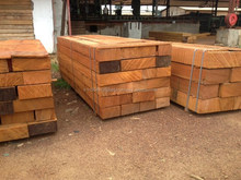 HARDWOOD LOGS, LUMBER, SAWN TIMBER, FLOORING, DECKING MATERIALS. THIS