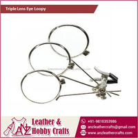 Optimum Quality Strong Material made Triple Lens Eye Loopy for Sale