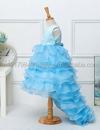 Wedding Party Formal Flower Girls Dress baby Pageant dress