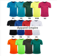High quality cheap dri fit t shirt / cationic polyester fabric stock cloth