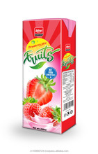 100% Pure Natural Strawberry Juice