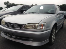 RECYCLED AUTOMOBILES FOR TOYOTA COROLLA 4D GT AE111 FOR SALE IN JAPAN