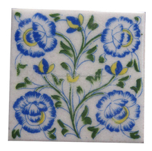 Blue Pottery Tiles For Theme Hotels & Restaurants