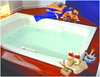 Bathtub Design And Varieties Attractive Magnificent