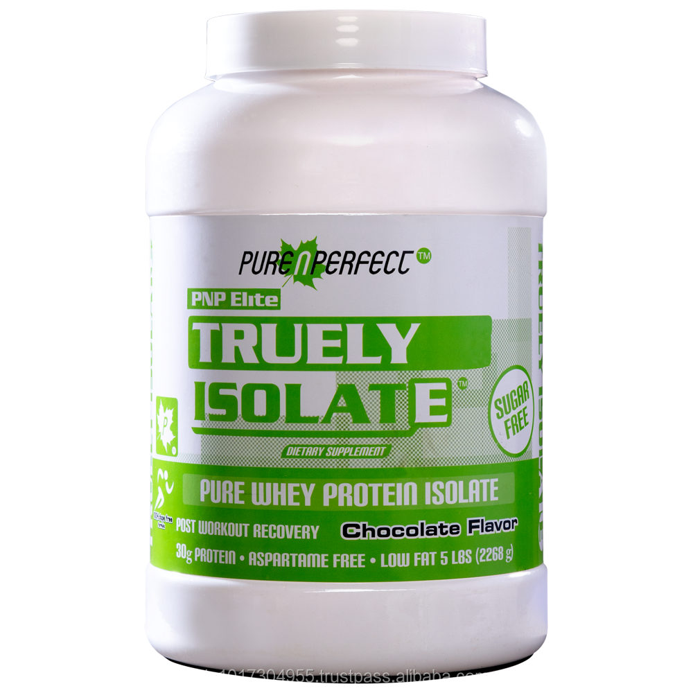 Wholesale Truely Isolate Supplements Improve Body Whey Protein Isolate usa