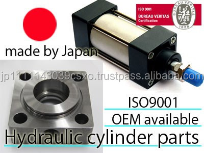 Japanese quality low-cost hydraulic oil cylinder parts for construction machinery