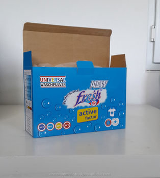 POWDER DETERGENT 6 KG AUTOMAT WITH BOX FOR YOUR LAUNDRY WASHING