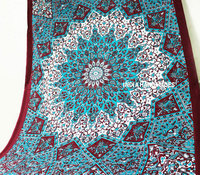 Indian Handmade Bed sheet Mandala Tapestry Wall Hanging Twin Bedspread Bohemian Hippie Decor Throw Wholesale Tapestry