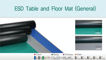 ESD Table and Floor Mat,General Table and Floor Mat