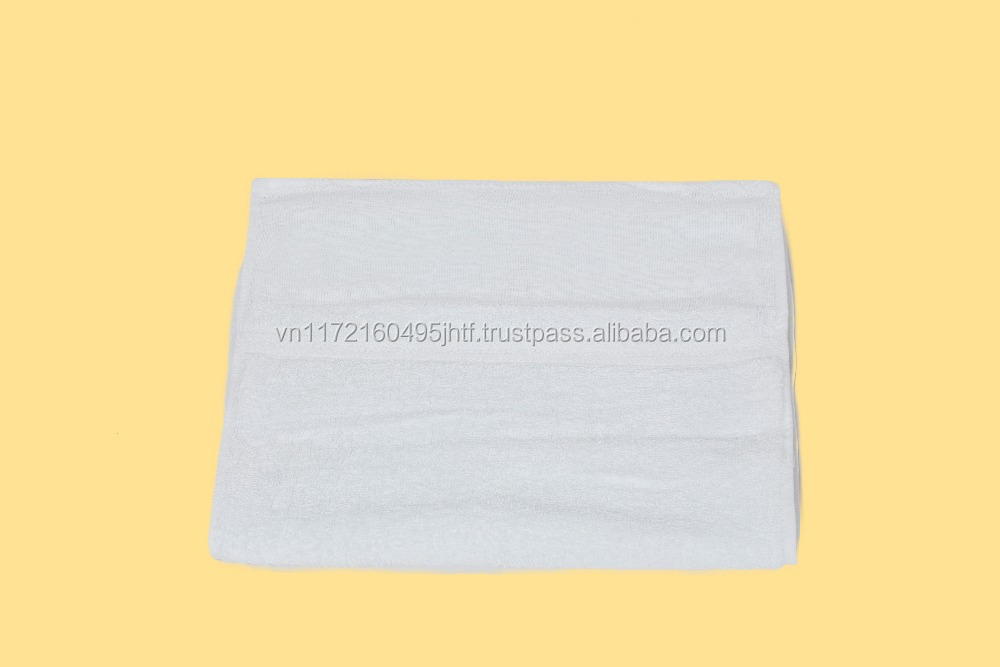 The Best Compettive price of size 34x86 cm 100% Cotton Face Towels - terry towel with dobby border