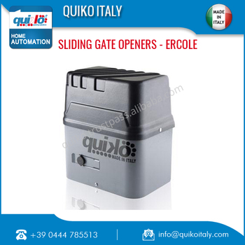 Wholesale Quantity of Sliding Gate Openers Ercole Series for Home or Any Business Property