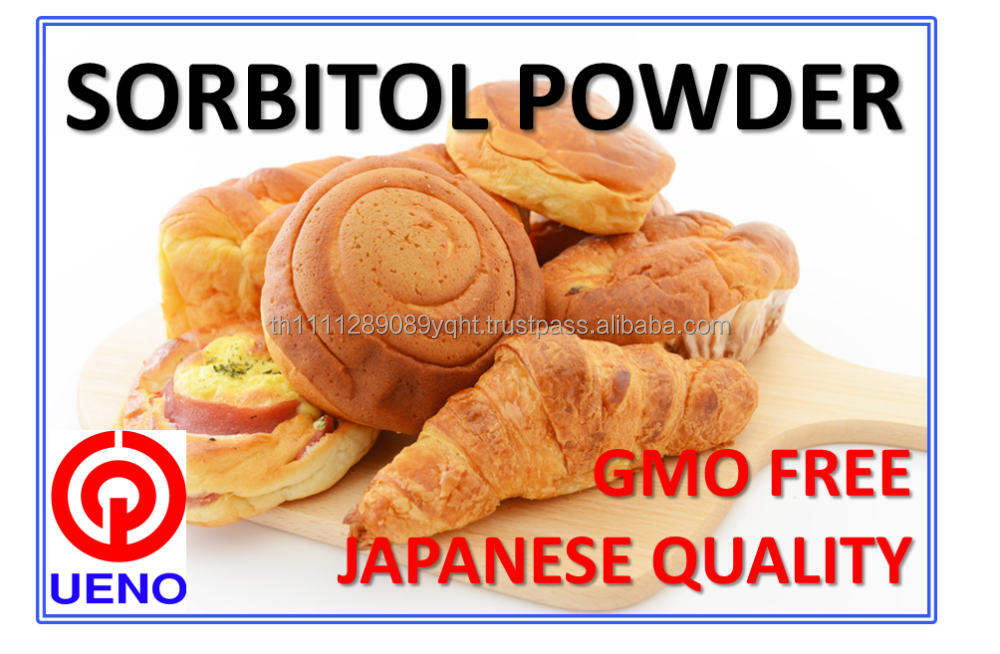 High quality powder Sorbitol from Thailand cassava for bakery ingredients
