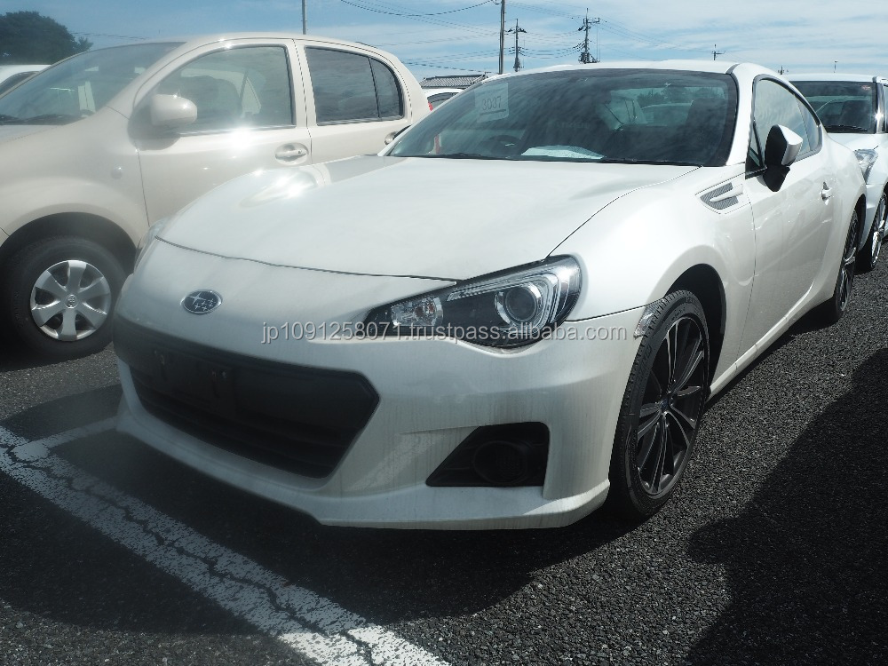 Reliable and Japanese used subaru BRZ with good fuel economy made in Japan