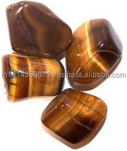Tiger Eye Stone AAA Natural Stone Yellow Rough Manufacture & supply