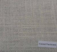 bleached 100% natural finish burlap fabric