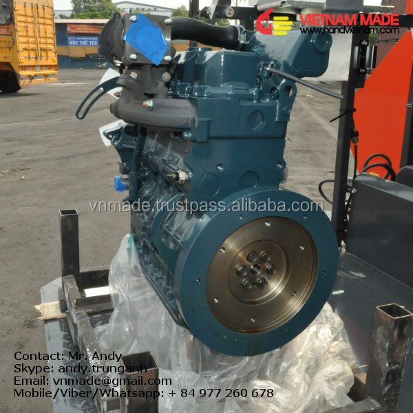 KUBOTA stationary power diesel engine for sale V2403-M-DI-TE-CK3T