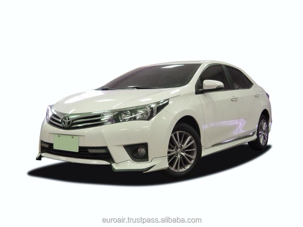 Latest Body Kit For 2014 Toyota Altis Corolla In Full
