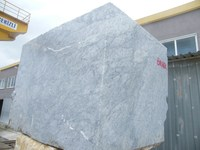 White Marble Block from own quarry