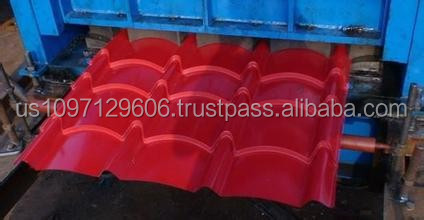 1050/1060 aluminum roof sheet with width 750mm use for wall or roof