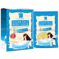 Collagen Milk Sugar Salt Body Scrub