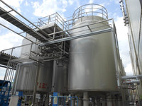 Authentic efficient food and beverage equipment for beer and dairy industry