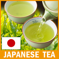 Safety and good bargain Green tea for daily additive-free food. it is drunk all japan