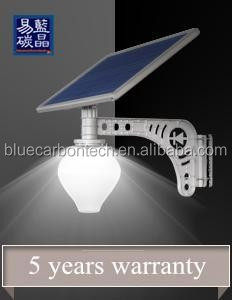 5 Years Warranty Solar Garden Light Led Garden Light