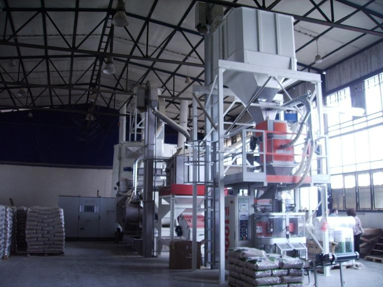 WOOD PELLET MANUFACTURING LINES