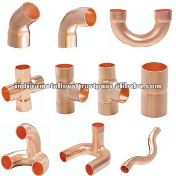 High quality Copper Tee Fitting