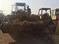 New arrival used wheel loader Kawasaki KLD85Z