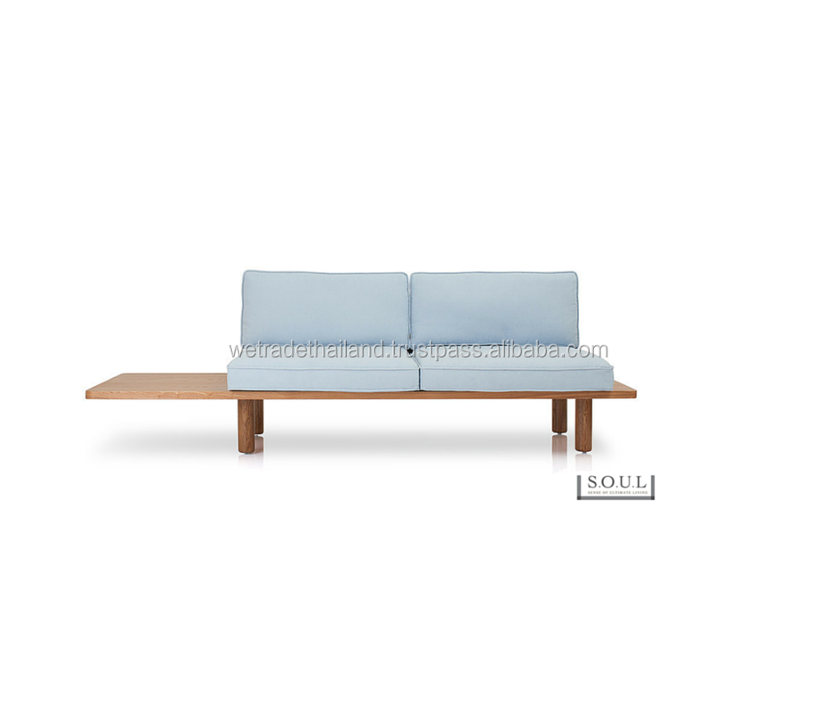 Solid Wood Sofa (Modern style)
