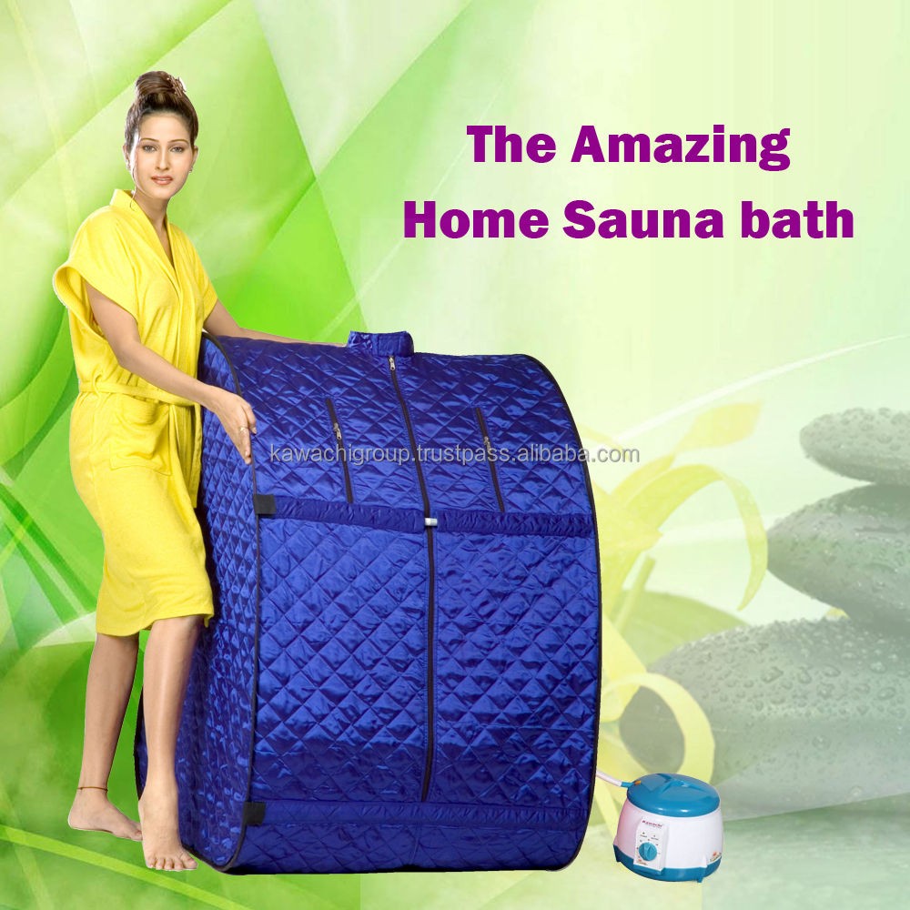 Portable Steam Sauna Bath for better lifestyle and home purpose