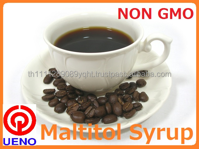 Healthy and low calorie syrup sugar Maltitol liquid good for healthy slim coffee