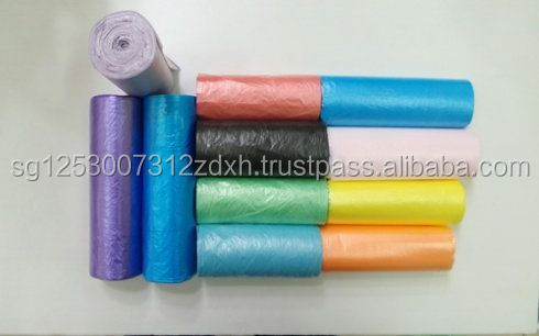 High quality plastic garbage bags