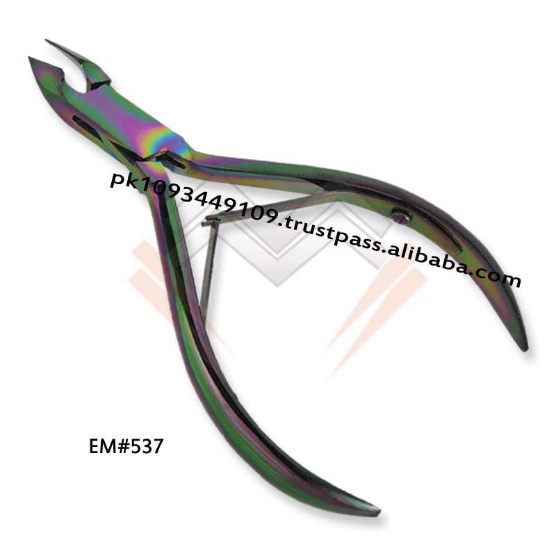 Titanium Cuticle Nipper/ Attractive Design Cuticle Nippers/ Best Design Cuticle Nippers