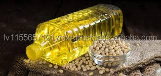 100% Pure Refined Soybean Oil A Grade