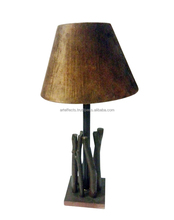Decorative Driftwood Table Lamp