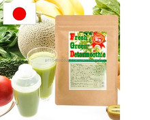 High quality instant powder drinks flavored sachet Fresh Green Detox smoothie for meal replacement