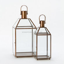 copper shiny lanterns for sale