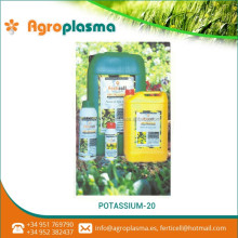 Safe to Use Quick Release Potassium 20 Liquid Organic Plant Fertilizer for Bulk Purchase