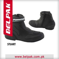 MOTORCYCLE CE RACING LEATHER SHOES