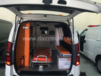 MOBILE AMBULANCE H-1 MANUAL DAZZLE