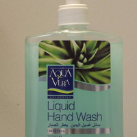 AQUAVERA Liquid Hand Soap ALOE VERA