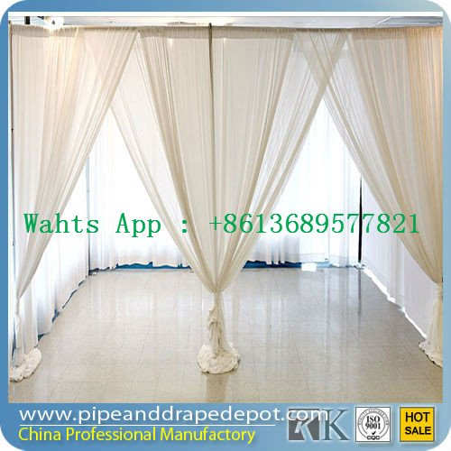 Factory price curtains Curtain frame drapery panels