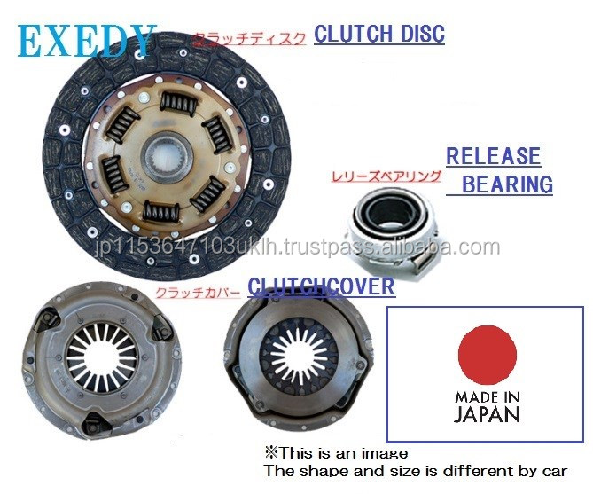 Best-selling clutch cover for Japanese motorcycles with reduced noise