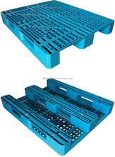 Velo 3 Runners EMV 1012 VLSS-6 warehouse Plastic Pallet 1012 with steel reinforced